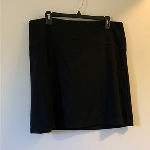 Short black pencil/mini skirt—Elle brand sz 14